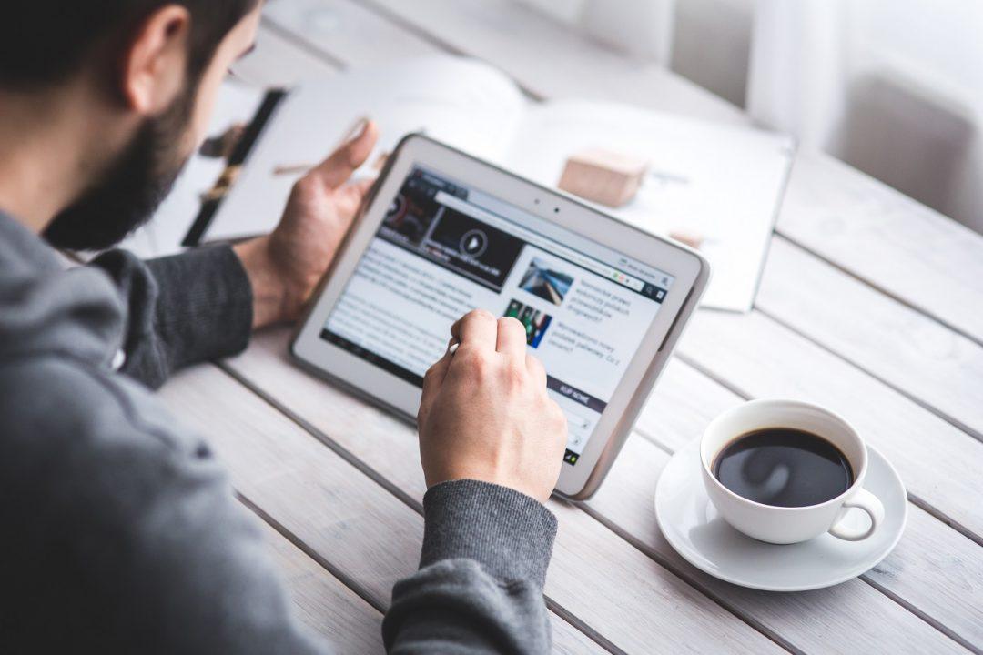 Café e tecnologia