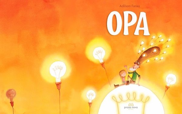 Opa: a história de um inventor e sua netinha