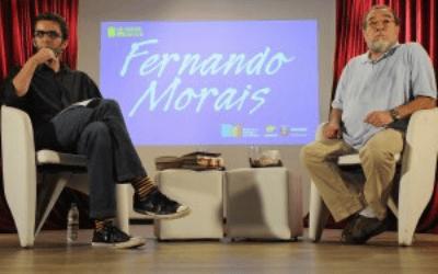 Bate-papo com de Andrioli com Fernando Morais