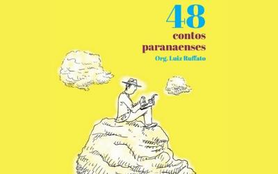 "Luiz Andrioli na Antologia ""48 contos paranaenses"""