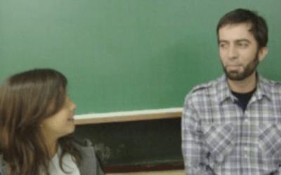 Entrevista para os alunos da Escola Vinhedos