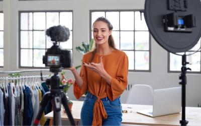 Dicas de como escolher figurino para sua vídeo aula